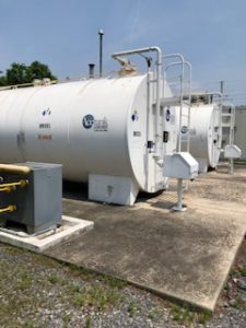 AST Storage Tanks
