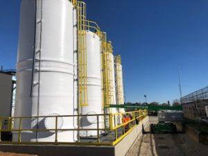 AST Storage Tank